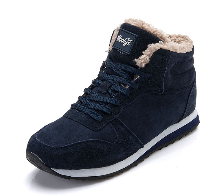 Women's Winter Casual Vulcanize Shoes 9