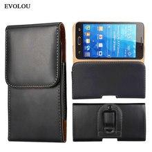 Phone Belt Cover for Samsung A21 A31 A41 A51 A61 A71 A81 A70 S20 Plus S10 M10 M20 M30 Magnetic Leather Case Waist Bag Belt Clip
