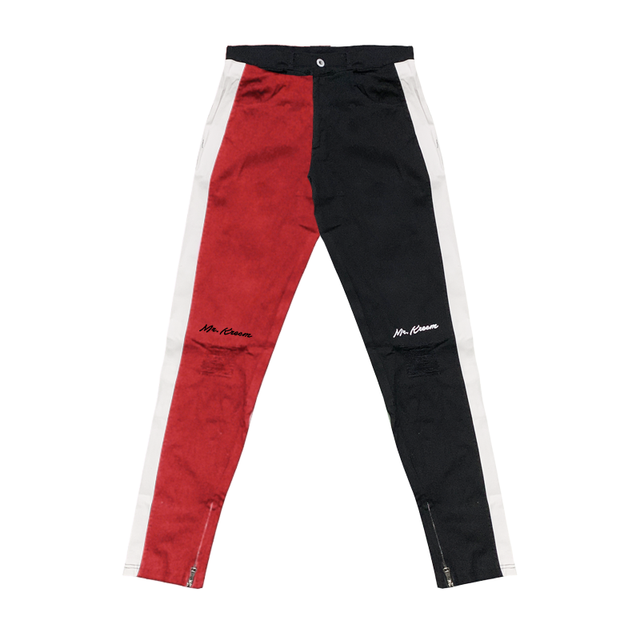 BDLJ 2019 Men Stylish Ripped Jeans Pants Biker Skinny Slim Straight Frayed Denim Trousers New Fashion Skinny Jeans Men Clothes 100