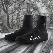 Santic велосипедная термообувь зимняя обувь для езды на велосипеде