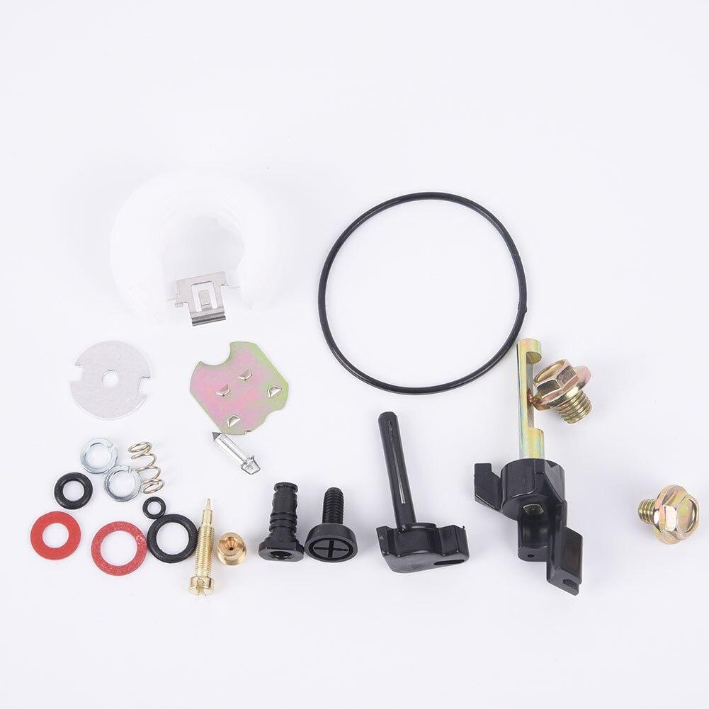 Carburetor Rebuild Repair Kit For Honda GX120 GX160 GX200 Engine Motor Carby Replacement  Accessories