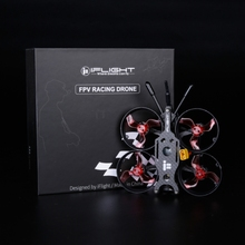 iFlight TurboBee 77R Micro FPV Race Whoop 2-3S SucceX Micro F4 12A 200mW Turbo Eos2 PNP BNF FPV Indoor Racing Drone for Beginner