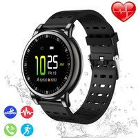 Android Smart Watch IP68 Waterproof Activity Fitness Health Exercise And Heart Rate Monitoring Smart Pedometer Hot