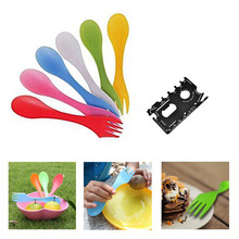 Mother\s Corn Spoon Fork Set For Right-Hand Eco Friendly Non-Toxic Baby Korea