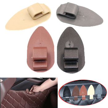 8Pcs Carpet Fixing Grips Clamps Holders Car Floor Mats Anti-Slip Clip Auto image