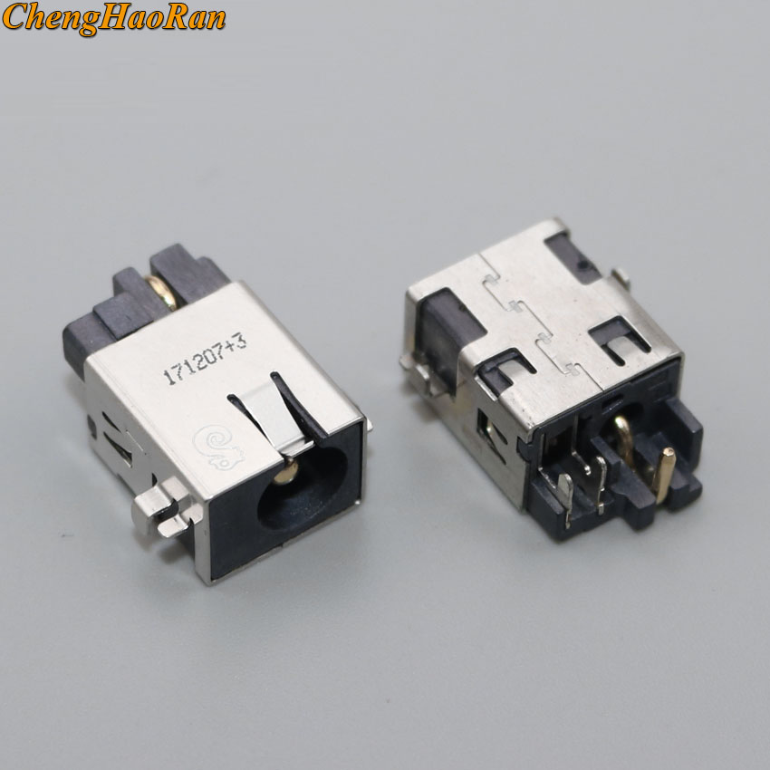 1-10pcs DC power cable charging port jack connector For <font><b>Asus</b></font> K501U K501UB K501UQ <font><b>K501UX</b></font> K501UW V301L V301LA X555LN X555L image
