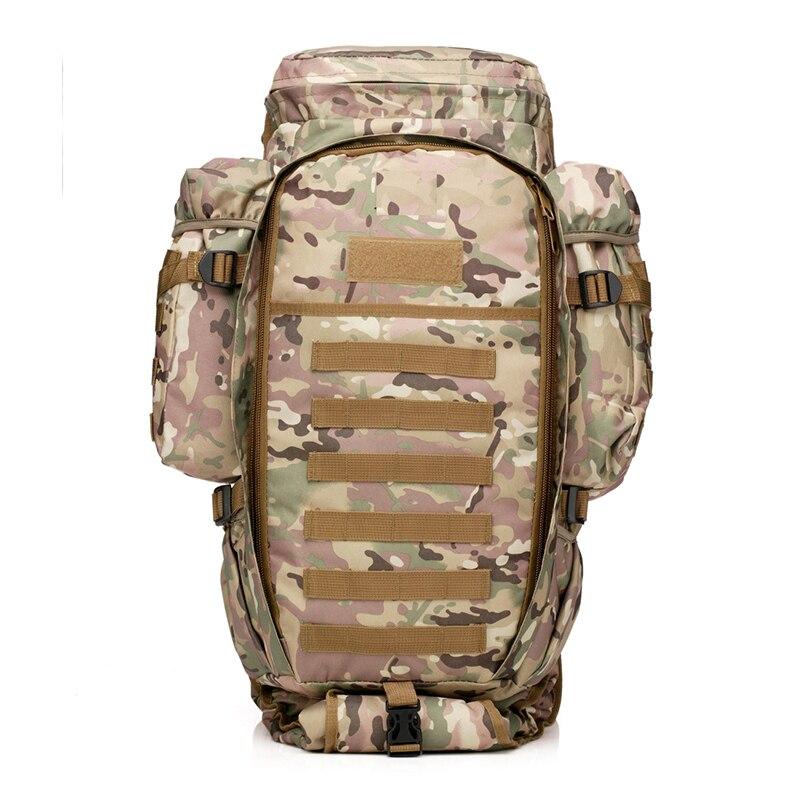 65L sac à dos en plein air militaire sac tactique sac à dos pour la chasse tir Camping Trekking randonnée voyage - 5