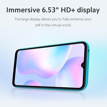 New Global Version Xiaomi Redmi 9A 9 A Smartphone 2GB 32GB MTK Helio G25 Octa Core 6.53 inch 5000mAh 13MP Camera Mobile Phones 3