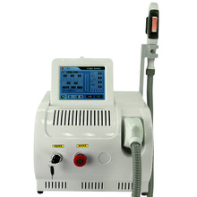 Hot sale good effect ipl shr opt with 640nm 530nm  480nm 3 filters for permanent hair removal use