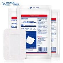 Лейкопластырь медицинский дышащий стерильный одноразовый самоклеющийся контакт повязка на рану паста ZD