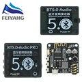 Mini Bluetooth 5,0 Decoder Board Audio Empfänger BT 5,0 PRO MP3 Verlustfreie Player Wireless Stereo Musik Verstärker Modul Mit Fall