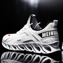 Comfortable Running Shoes Blade Cushioning Sneakers for Men Breathable Sports Shoes Athletic Training Fitness Jogging Sneakers li ning men ln arc technology cushioning running shoes breathable sneakers anti skid lining autumn light sports shoes arhm051