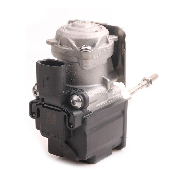 Boost Turbo Pressure Diverter Blow Off Valve Electric Actuator 06L145612K For Porsche Macan EA888 VW Audi A4 A6 A8 Q5 2.0 TFSI 4