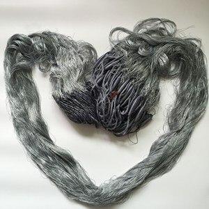 Image 1 - Finefish 3 層フィンランド刺網 1.8 メートル *(30 メートルまたは 60 メートル) アウトドアスポーツ漁網マルチフィラメントナイロンラインキャッチ釣りネットワーク