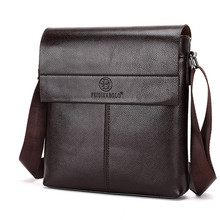 Fashion Leisure Men messenger bag High quality Leather Messenger mens shoulder man Crossbody Bags for Clutch bags