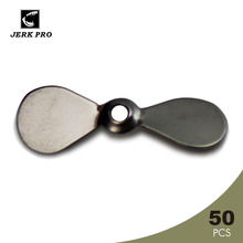 Prop-Blade Fly-Propeller Fishing-Lure Jigs Topwater-Plugs Spin for 50PCS Whistler Custom
