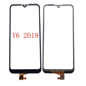 Touch panel display For Huawei Y6 2019 Sensor Digitizer Panel Front Glass for hauwei Y6 Prime 2019 Touch Screen +tools image