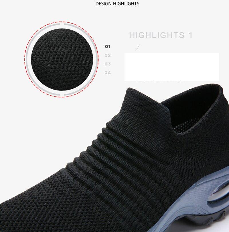 Women Shoes Plus Size 35-42 Women Sneakers Breathable Platform Casual Shoes Women Vulcanize Shoes Sneakers Footwear VT632 (2)