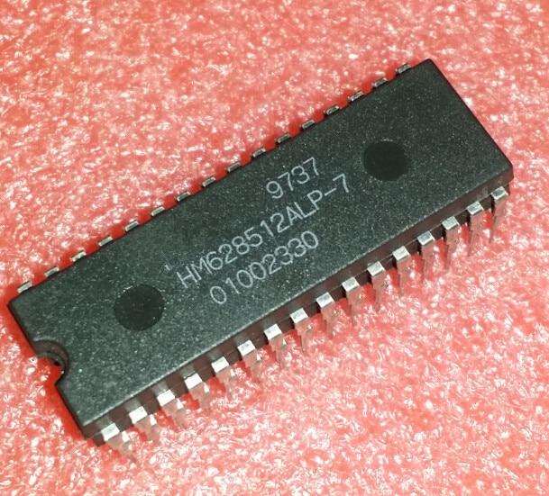 1pcs/lot HM628512ALP-7 HM628512LP-5 HM628512BLP-7 HM628512 DIP-28 In Stock