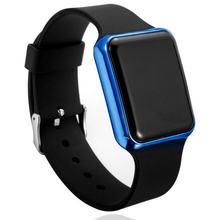 Часы для детей цифровые спортивные часы с силиконовым ремешком
