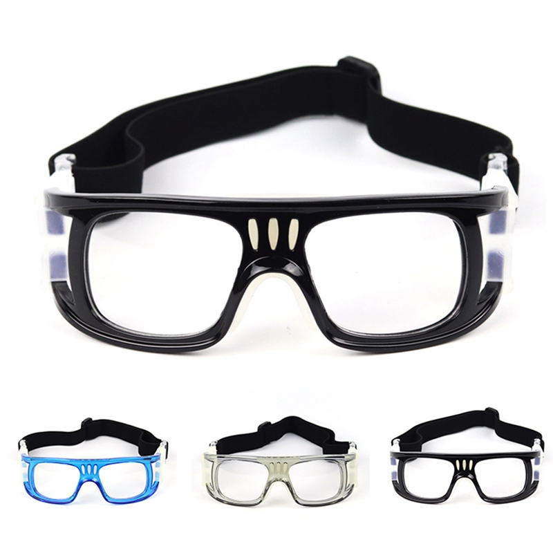 Cycling Goggles Adult Impact-resistant Adjustable Outdoor Protective Eyewears Sports Basketball Football Glasses