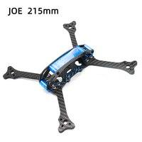 TCMMRC FPV Drone Frame Kit Joe 215 Wheelbase 215mm 5mm Arm Carbon Fiber For RC Drone FPV Racing Frame Kit