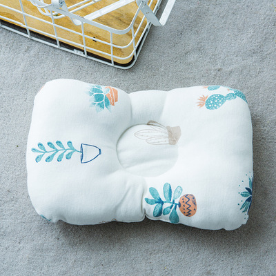 Baby Pillow And Newborn Head Protection Cushion Toddler Anti Roll Sleep Positioner 7