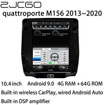 Car Multimedia Player Stereo GPS DVD Radio NAVI Navigation Android Screen System for Maserati Quattroporte M156 2013~2020