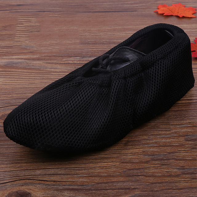 1 Pair Thicken Reusable Nonwoven Elastic Shoe Cover Home Indoor Overshoes S1