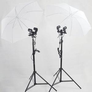 Image 4 - อุปกรณ์เสริมสำหรับสตูดิโอถ่ายภาพร่มวิดีโอกล้อง 33 นิ้ว 83 ซม.การถ่ายภาพProแฟลชโปร่งแสงสีขาว