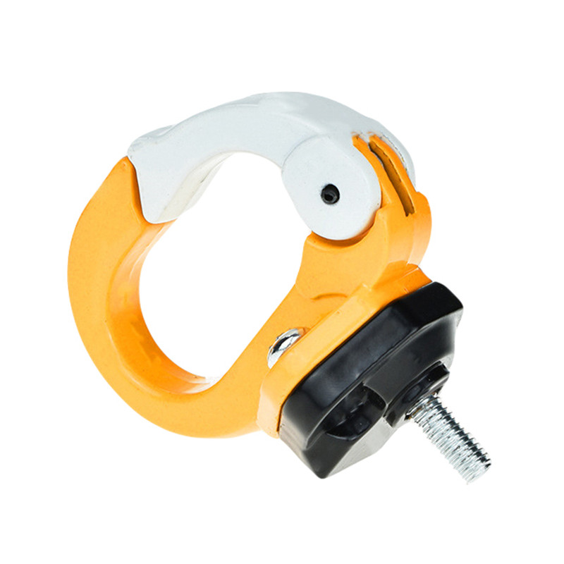 Alloy Steel Metal Front Hook Hanger For Xiaomi Mijia M365 Electric Scooter Front Claw Hanger Mountain Bike Motorcycle Accessory