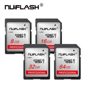 Ultra Memory Sd Card 16GB 32GB 64GB SDHC Camera sd 64gb tarjeta sd 128gb 256GB carte memoire Class 10 UHS-1