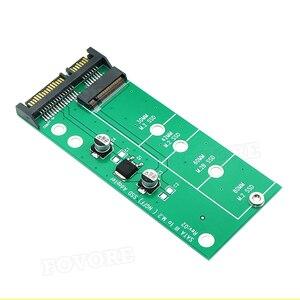 """Image 5 - Adaptador SATA M.2 SATA a M2 NGFF M2 M2.SATA, convertidor NGFF M.2, tarjeta SATA3 de 2,5"""""""