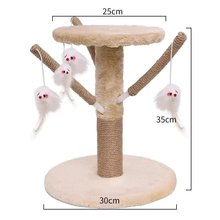 NEW Pet Products Modern Luxury Large Wood Cat Climbing Tower Tree House For Cat