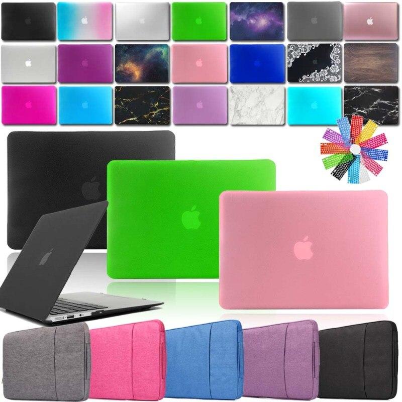KK LL Hard Shell Laptop case Sleeve Bag Keyboard Cover font b Apple b font font