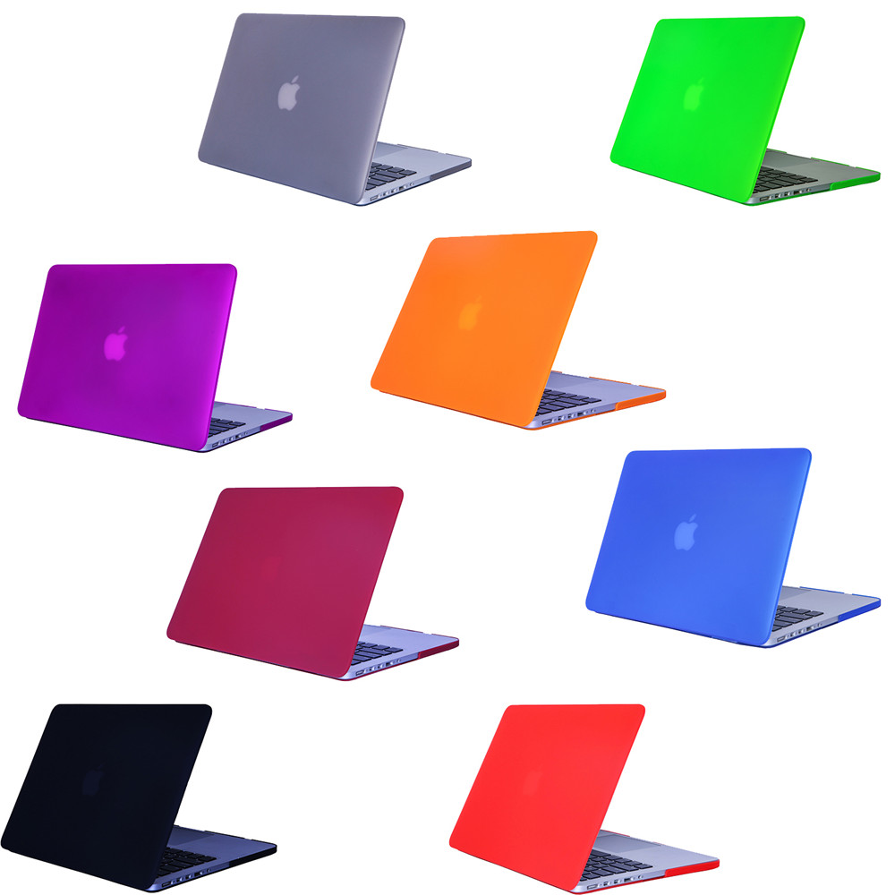Matt notebook Laptop Cover For font b Apple b font font b MacBook b font Pro
