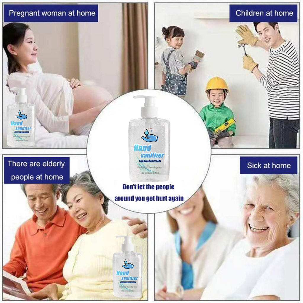 Portable Alcohol High-efficiency Disinfection Hand Sanitizer  6