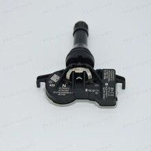 Tire-Pressure-Sensor Nissan Qashqai TPMS 4pcs for Armada 407004cb0b-407004cb0a/bg003a001