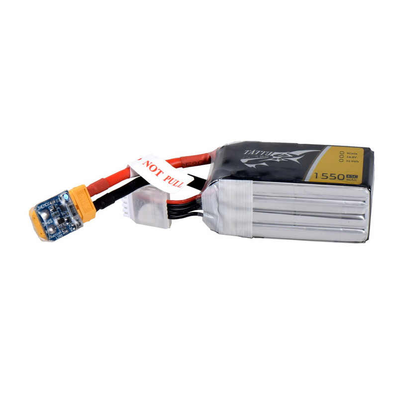 Lipo Hisap Baterai Lithium Discharger Battery untuk Penyimpanan Jangka Panjang 3S 4S 5 5S 6S XT60 plug Battery RC Drone Perlindungan Daya