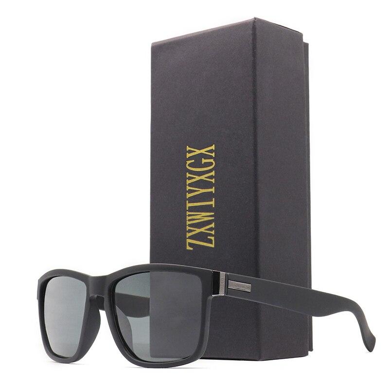 Солнцезащитные очки Мужские поляризационные, для вождения, недорогие Роскошные брендовые дизайнерские солнечные очки в ретро стиле, 2020