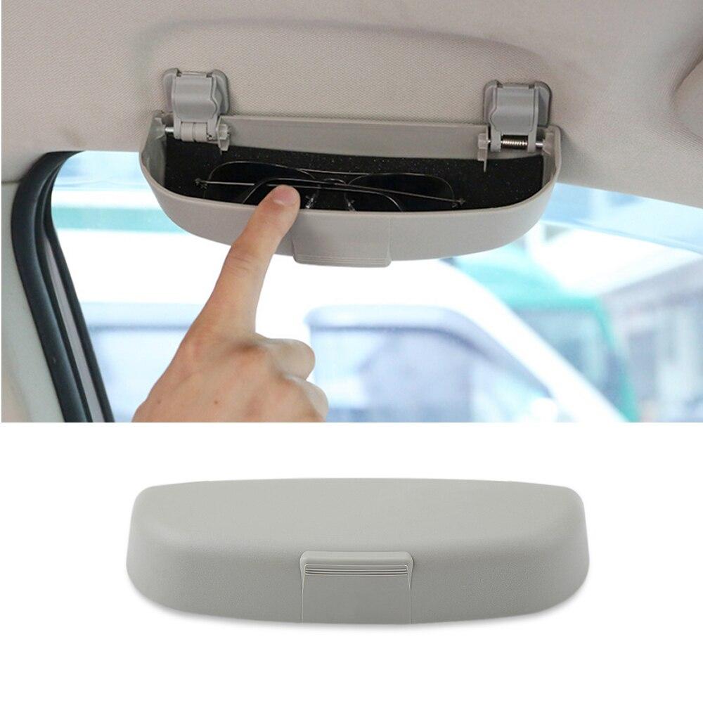Автомобильный Чехол для очков, держатель для солнцезащитных очков, автомобильные очки, коробка для Peugeot 206 207 308 408 508 4008|Чехол для очков|   | АлиЭкспресс