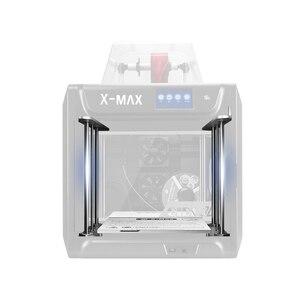 Image 4 - QIDI TECH X MAX 3D drukarki duży rozmiar wysokiej temperatury wytłaczarki PC Nylon z włókna węglowego