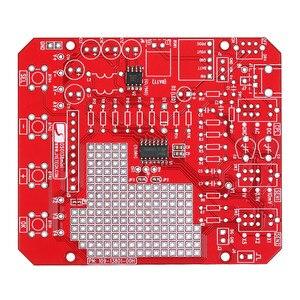 Image 5 - Цифровой мини осциллограф JYE Tech DSO138 13805K, набор «сделай сам», запчасти SMD, предварительно припаянный электронный Обучающий набор осциллографов