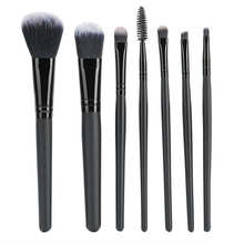 Professional Makeup Brushes 7pcs Makeup Brushes Set Foundation Blush Powder Concealer Brushes with Storage Bag Makeup Brushes
