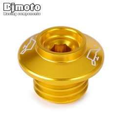 Engine Oil Plug cover For HONDA CB500F CB500X CB600F HORNET CB650F CB1000R NEO SPORTS CAFE CB1100 CB1100EX CB1100RS CB 500F M19