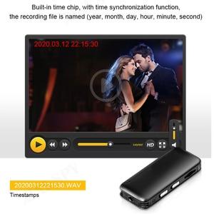 Image 4 - מיני מצלמה 1080P HD DV מקצועי דיגיטלי קול מקליט וידאו קטן מיקרו קול מותג XIXI מרגלים דיקטפון סוד בית