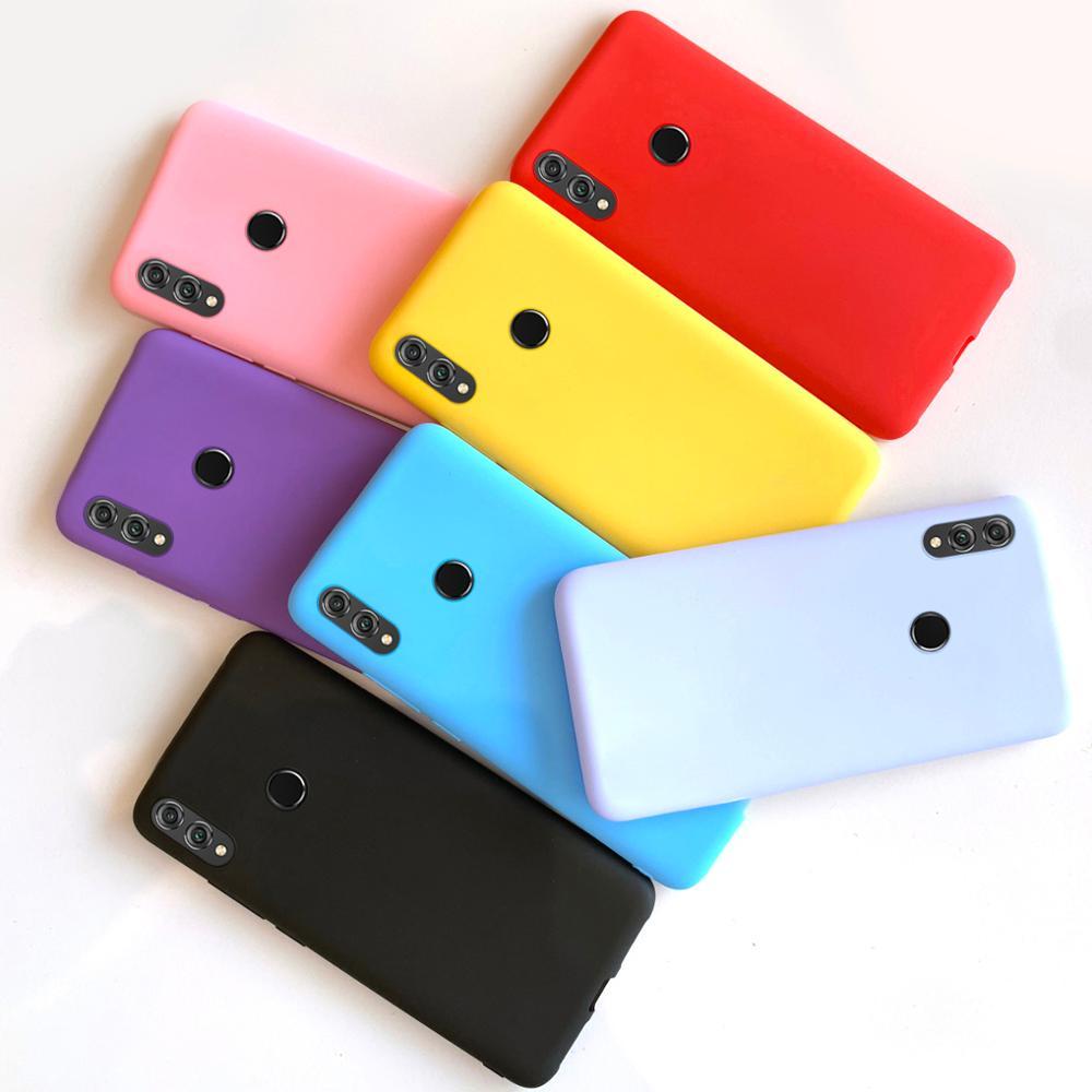 Чехол для Huawei Honor 8X, чехол из ТПУ, Ультратонкий силиконовый матовый мягкий чехол-накладка для Huawei Honor 8x8 X Honor 8X X8, чехлы для телефонов