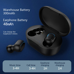 Image 2 - Sports A7S Mini Wireless TWS Earphones Bluetooth V5.0 Earbud with Mic Handsfree In Ear Headset for Ios Android Earphone 2019 New