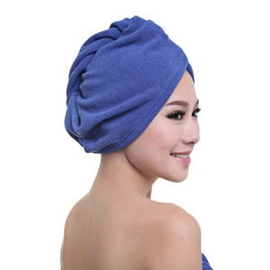 2020 NEW Microfibre Hair Towel Drying Wrap Womens Girls Lady's Towel Quick Dry Hair Bathing Spa Cap