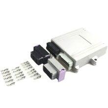48 Pin Aluminum Shell ECU Housing Plug-in Pin Car Plug Onboard Controller Control Board Circuit Board